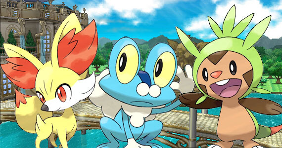 'Pokemon X' and 'Y' Aren't Rebooting the Franchise