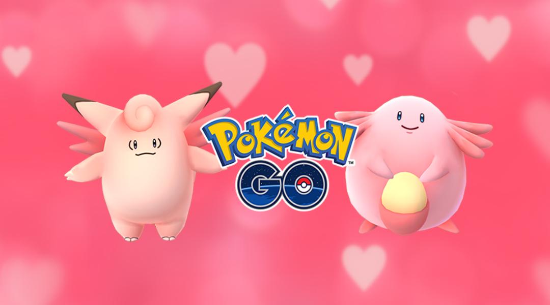 Pokemon GO Valentine's Day Event Begins Today