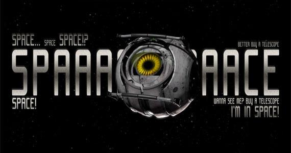 NASA to Launch 'Portal 2' into Space