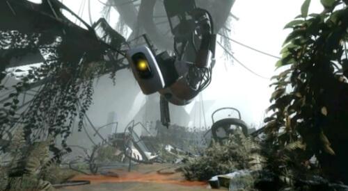 Portal 2 Reviews GLaDOS