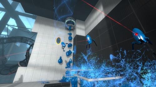 Portal 2 Reviews Gels