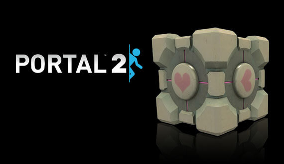 Portal 2 Valentines Day Preorder Video