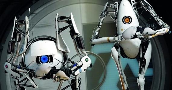 'Portal 2' co-op campaign