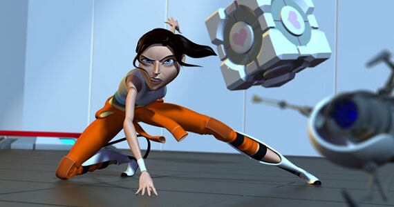 'Portal's' Upcoming Animated Film Looks Absolutely Thrilling