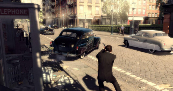 Upcoming Take-Two Project Could Be 'Mafia 3' According To Casting Call
