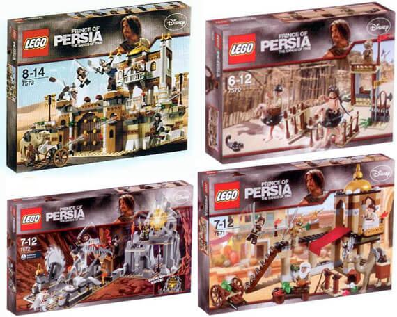 Prince of Persia LEGO