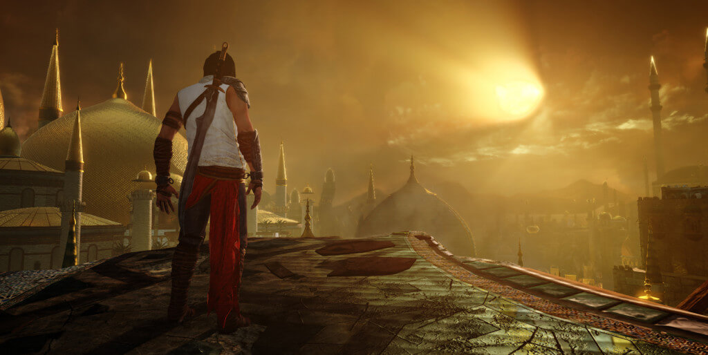 New Concept Art Suggests a New 'Prince of Persia' is (was) in Development [Update]