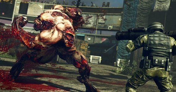 Prototype 2 gameplay and characters