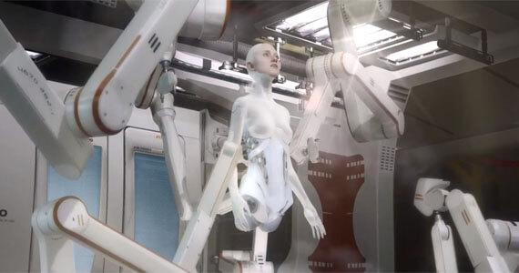 Quantic Dream's 'Kara' Tech Demo Looks Incredible