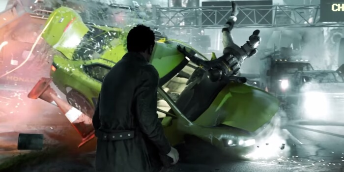 'Quantum Break' Being Developed as The Series' 'First Season'