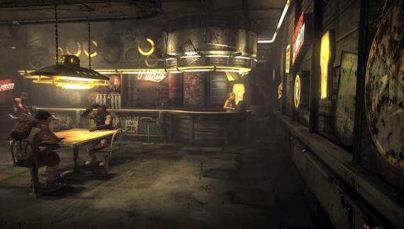 Rage Bar Scene id