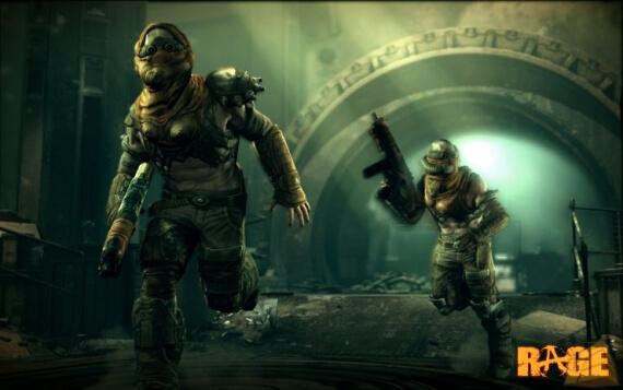 Rage two mutants screenshot