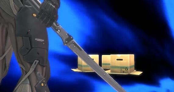 'All-Stars Battle Royale' Gameplay Video Reveals 'Metal Gear' Raiden Character