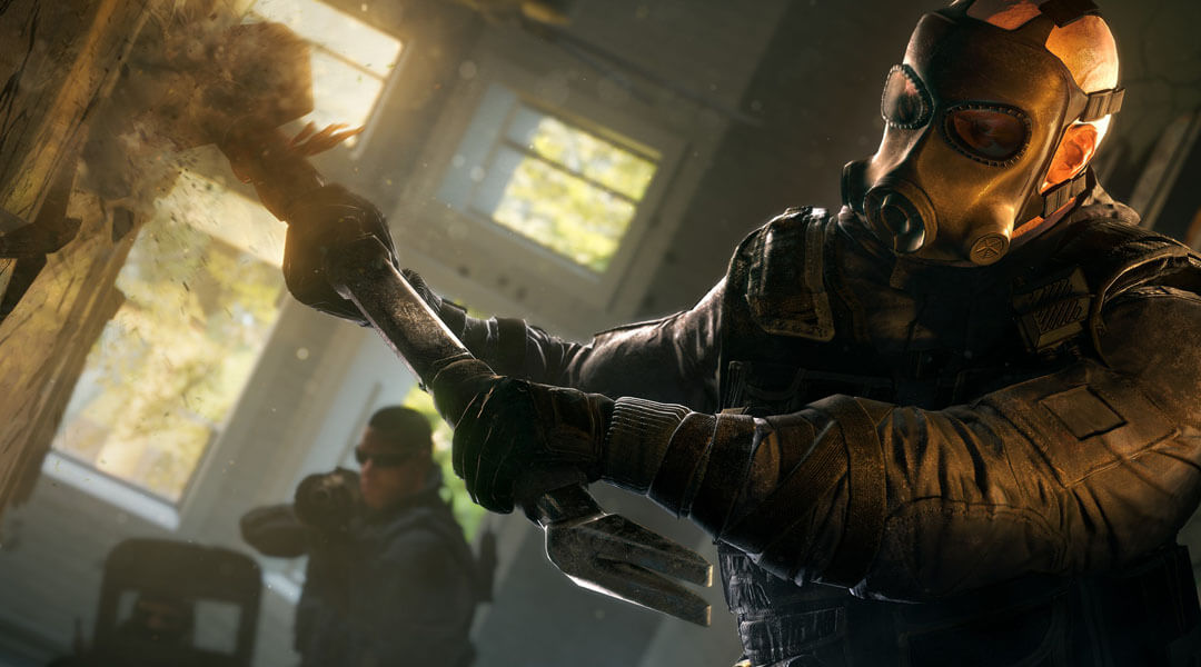 Rainbow Six Siege Trailer Previews New Operation Red Crow Map