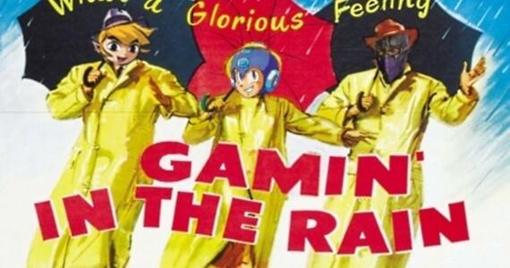 Top 10 Rainiest Video Games