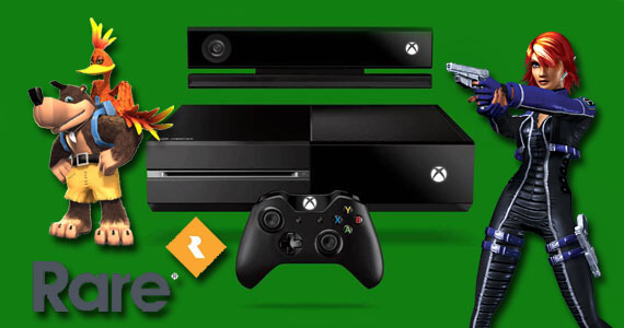 5 Games Rare Could Be Developing For Xbox One