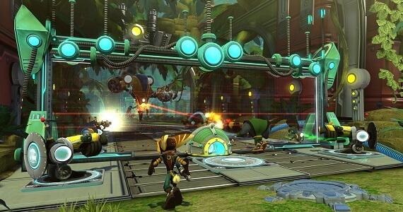 'Ratchet & Clank: Full Frontal Assault' Delayed On Vita
