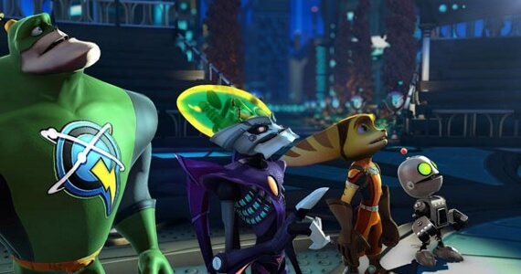 Ratchet & Clank: All 4 One Gamescom 2011 Trailer