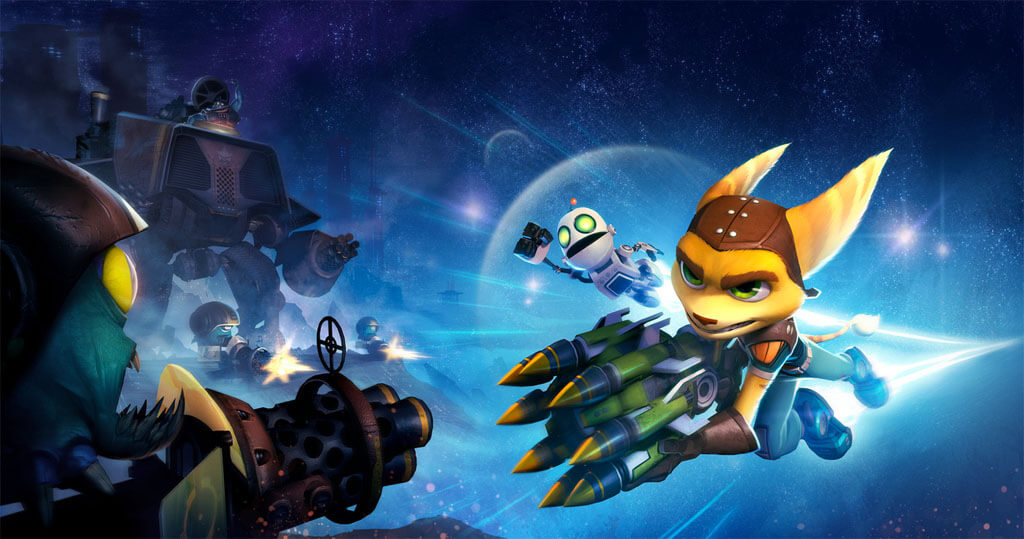 'Ratchet & Clank: Full Frontal Assault' Coming to PSN
