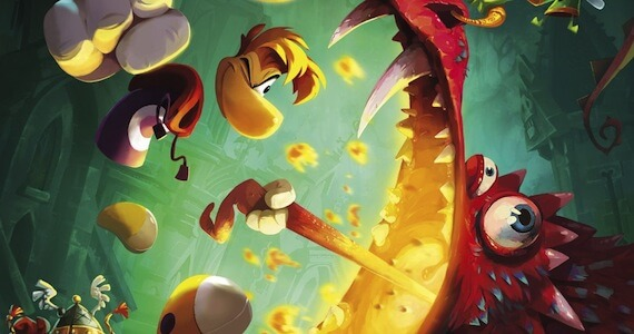 Rayman Legends February Release Date