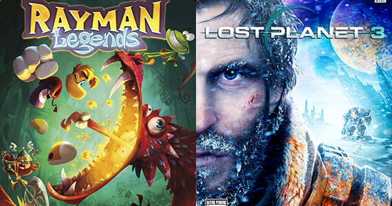Lost Planet 3 & Rayman Legends