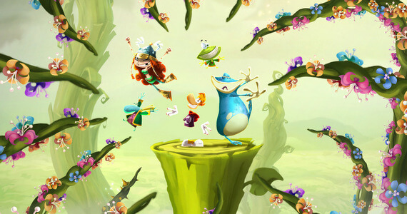 Rayman Legends Release Date and Demo