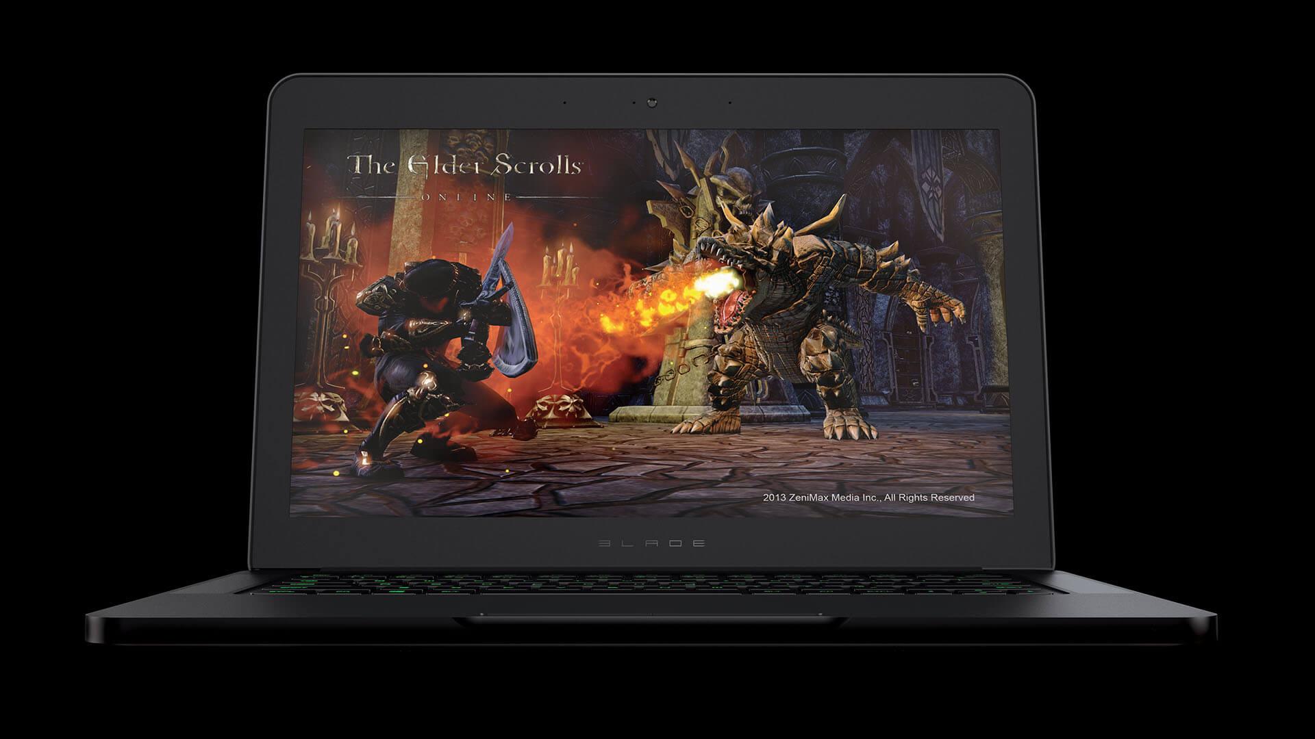Razer Reveals 'Razer Blade' – World's Thinnest Gaming Laptop