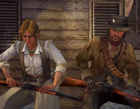 Read Dead Redemption Bonnie