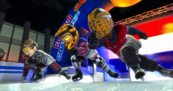 Red Bull Crashed Ice Kinect Review