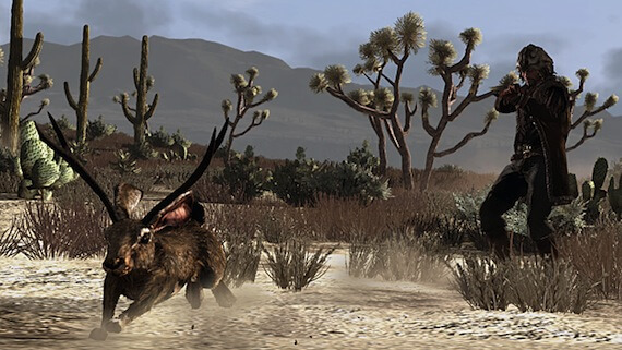 Red Dead Redemption Hunting and Trading Outfit Pack Jackalope