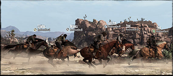 Red Dead Redemption Horse Racing
