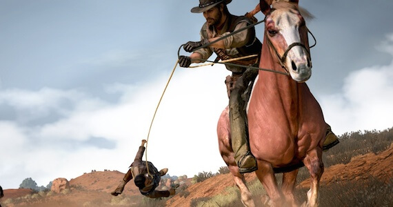 Red Dead Redemption Coming to PC?