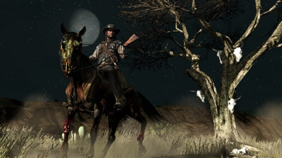 Red Dead Redemption Undead Nightmare Animals