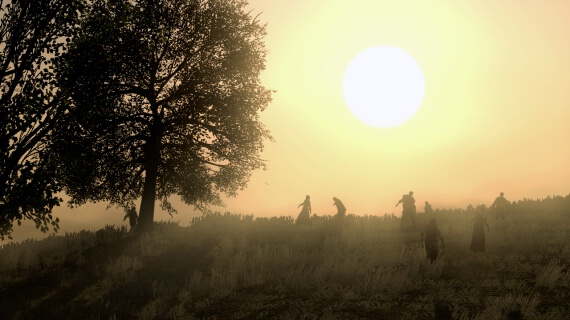 Red Dead Redemption Undead Nightmare Landscape