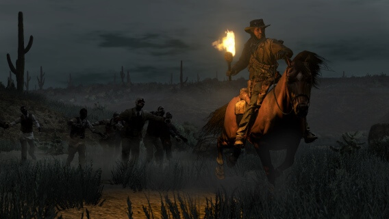 Red Dead Redemption Undead Nightmare Zombies