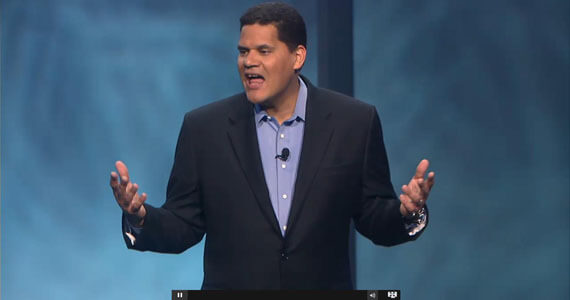 Reggie Fils-Aime 3DS Video