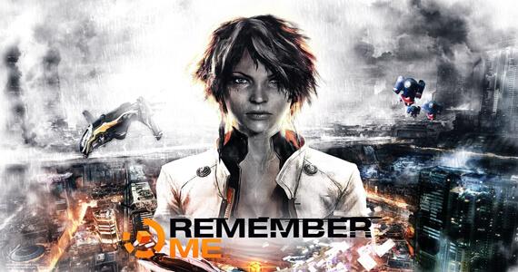 Remember Me Review Header Capcom DONTNOD Entertainment