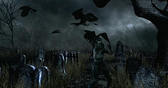 Resident Evil 1 Remastered