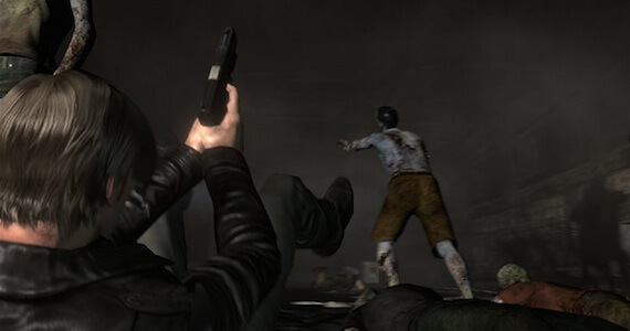 Resident Evil 6 Comic Con Preview - Leon Dodging