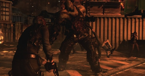 Resident Evil 6 E3 Preview - Cooperative Gameplay