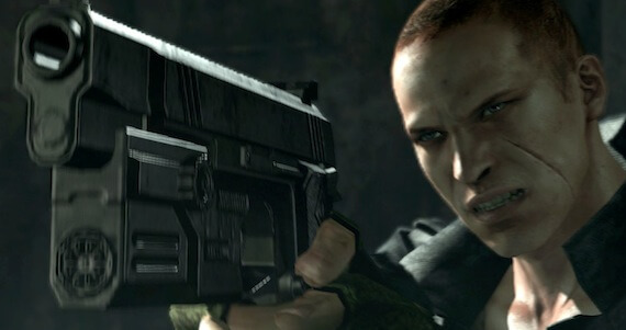 Resident Evil 6 Gamescom Gameplay