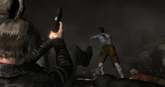 Resident Evil 6 Hands On Preview - Leon Gameplay