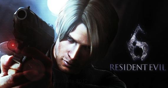 Resident Evil 6: New Leon Gameplay Video