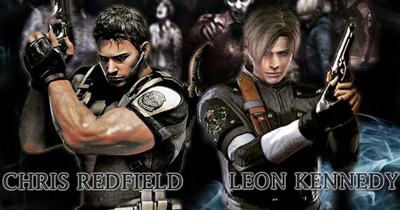 Resident Evil 6 Logo & Details Leak Early