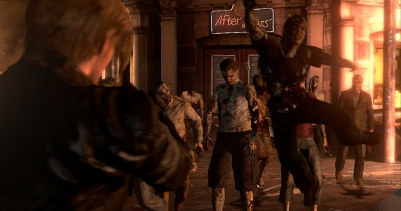 'Resident Evil 6' Still a Work in Progress as Title Update Announced