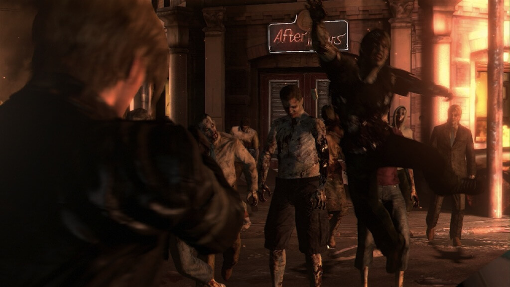New 'Resident Evil 6' Story Details and Screenshots