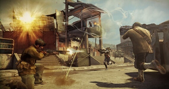 Resistance 3 Multiplayer Beta Impressions 2