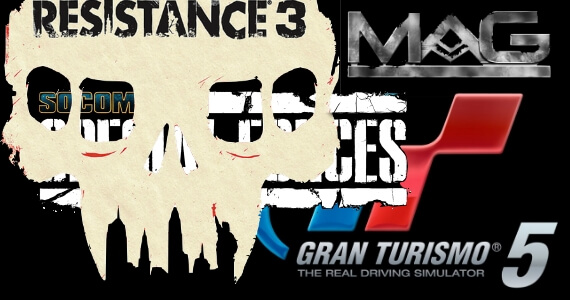 Sony Closing Resistance & GT5 Servers