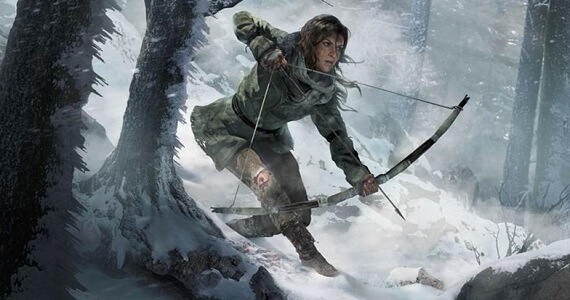 Tomb Raider Sequel is Xbox Timed Exclusive Only