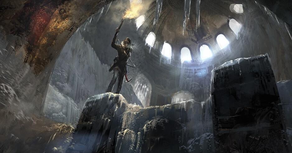 'Tomb Raider' Sequel Exclusive to Xbox
